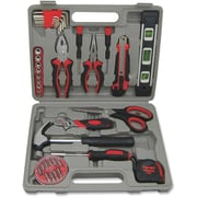 Genuine Joe 42-Piece Mobile Tool Kit, with Case