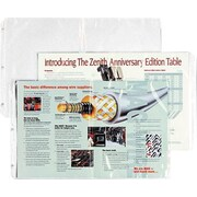 "C-Line® Panoramic Foldout 17"" x 11"" Sheet Protector"