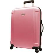 """Traveler's Choice® TC2400 FREEDOM 29"""" Hard-Shell Wheeled Upright Luggage Suitcase, Pink"""