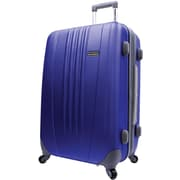 "Traveler's Choice® TC3300 Toronto 25"" Hardside Spinner Luggage Suitcase, Blue"