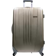 "Traveler's Choice® TC3300 Toronto 29"" Hardside Spinner Luggage Suitcase, Gold"