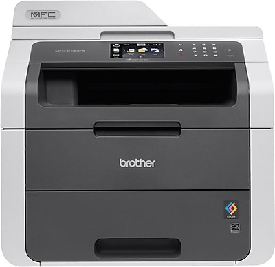 Brother MFC9130CW Wireless Multifunction Digital Color Printer with 3.7