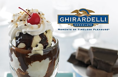 Ghirardelli Gift Card $100 (Email Delivery)