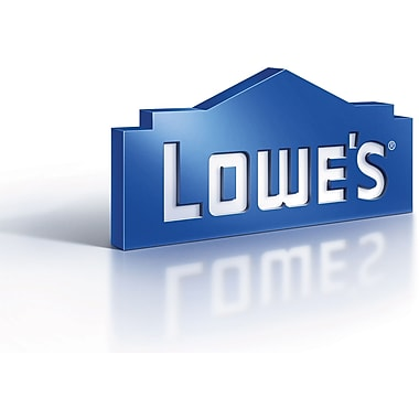 $100 Lowe's eGift Card (Email Delivery) for $90 @staples online deal