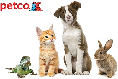 Petco Gift Card $100 (Email Delivery)