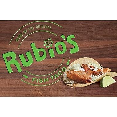 Rubio's Gift Card, $50