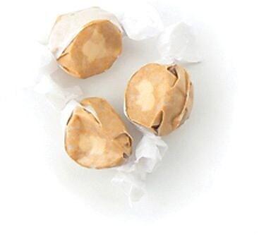 Caramel Taffy, 3 lb. Bulk