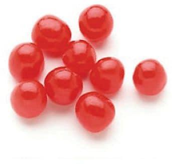 Cherry Fruit Sours; 5 lb. Bulk