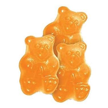 Ornery Orange Gummi Bears, 5 lb. Bulk