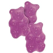 Concord Grape Gummi Bears, 5 lb. Bulk