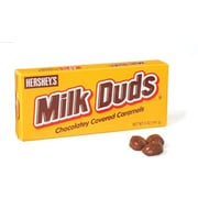 MILK DUDS Candy, 5 oz, 12 Count