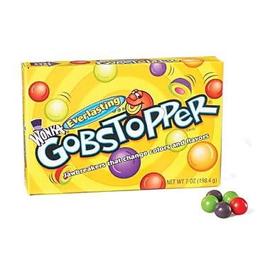 Gobstoppers, 7 oz. Theater Box, 12 Boxes