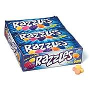 Razzles; 1.4 oz. Bag, 24 Bags/Box