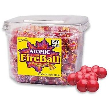Atomic Fireballs, 150 Pieces/Tub