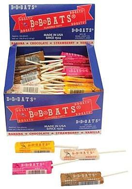 BB Bats Assorted Box; 100 Pieces/Box