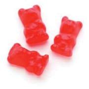 Cinnamon Bears; 5 lb. Bulk
