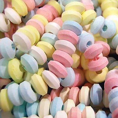 Candy Necklaces Unwrapped; 100 Necklaces, 5 lb. Bulk