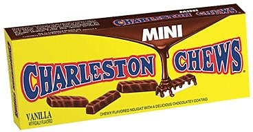 Charleston Chew Candy, 4 oz. Theater Box, 12 Boxes