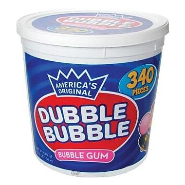 Dubble Bubble Gum, 340 Pieces
