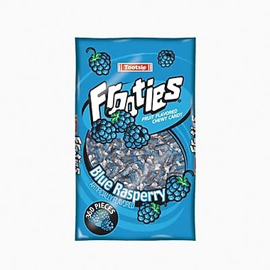 Frooties, Blue Raspberry, 28 oz. Bag
