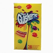 Fruit Gushers, 0.9 oz. Pack, 28 Packs/Box
