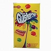 Fruit Gushers, 0.9 oz. Pack, 28 Packs/Box