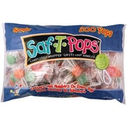 Saf-T-Pops, 200 Pieces/Bag