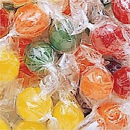 Sour Fruit Balls, 5 lb. Bulk