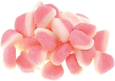 Strawberry Cake Gummies; 5 lb. Bulk