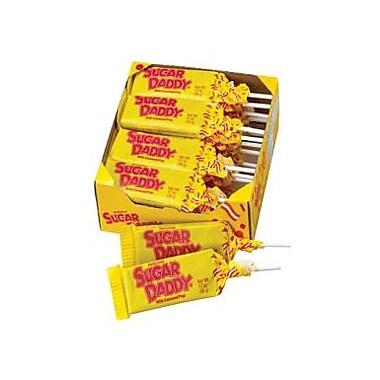 Sugar Daddy Pops Large, 1.7 oz., 24 Pops/Box