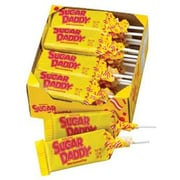 Sugar Daddy Pops Large, 1.7 oz., 24 Pops/Box