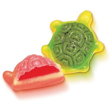 Vidal Gummi Turtles, 2.2 lb. Bulk