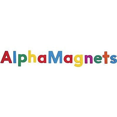 Educational Insights Alphamagnet Colour-Coded Jumbo Lowercase Magnet, 42/Pack (1685)