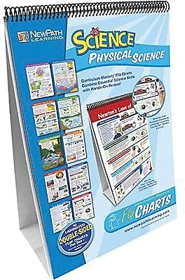 New Path Learning® Flip Chart Set, Physical Science