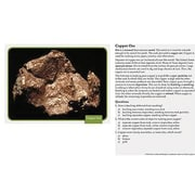 Edupress® ™ Reading Comprehension Science Card, Rock and Minerals