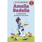 Harper Collins Amelia Bedelia Book By Peggy Parish, Grades Kindergarten - 3rd