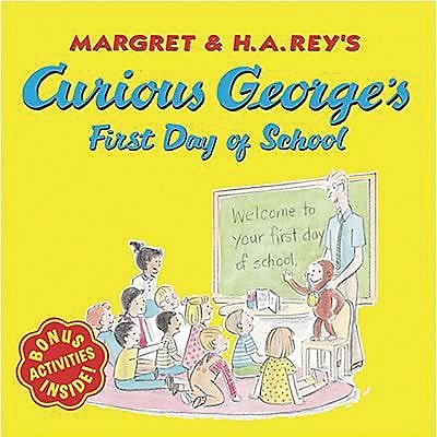 Curious George® Books, Curious George's First Day of School