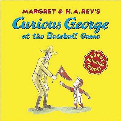 Curious George® Books, Curious George at the Baseball Game