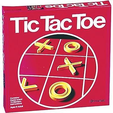 Pressman® Toy Toy Classic Game, Tic Tac Toe