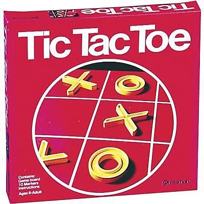 Pressman® Toys Tic Tac Toe (PRE150512)