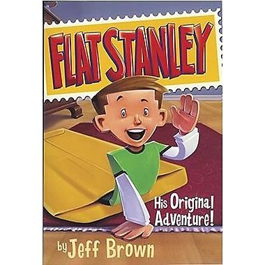 Harper Collins Flat Stanley Book By Jeff Brown, Grades 2nd - 5th