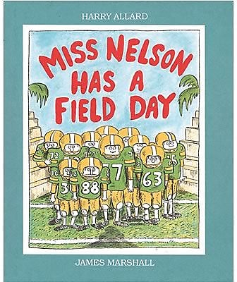 American Heritage® Miss Nelson Books, Miss Nelson Has a Field Day