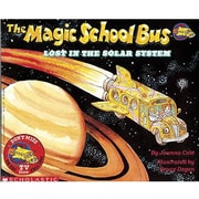 Scholastic The Magic School Bus Lost In The Solar System Book By Joanna Cole, Grades Pre School-3rd
