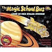 Scholastic The Magic School Bus Lost In The Solar System Book By Joanna Cole, Grades Pre School-3rd