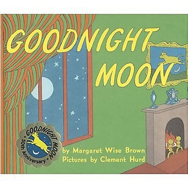 Harper Collins Goodnight Moon Book By Margaret Brown, Grade Pre-School - 12th (HC-0064430170)