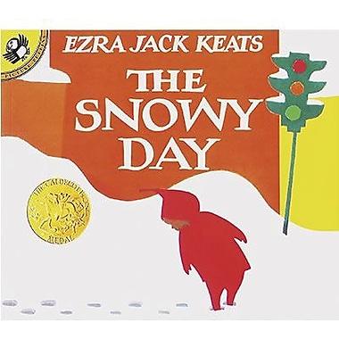 The Snowy Day Book By Ezra Keats, Grades pre-school - 3rd