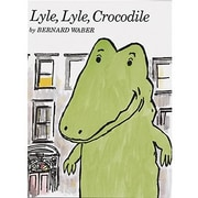 American Heritage Lyle, Lyle, Crocodile Favorite Character Book By Bernard Waber, Grades K - 3rd