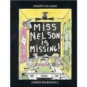 American Heritage Miss Nelson is Missing Book By Harry Allard, Grades Kindergarten - 3rd