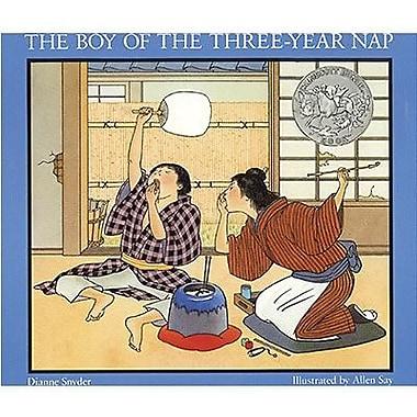 American Heritage The Boy of The Three-Year Nap Book, Grades Kindergarten - 3rd