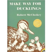 Penguin Make Way For Ducklings Classroom Book By Robert Mccloskey, Grades pre-school - 1st